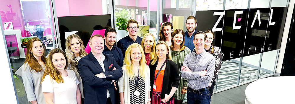 zeal creative team