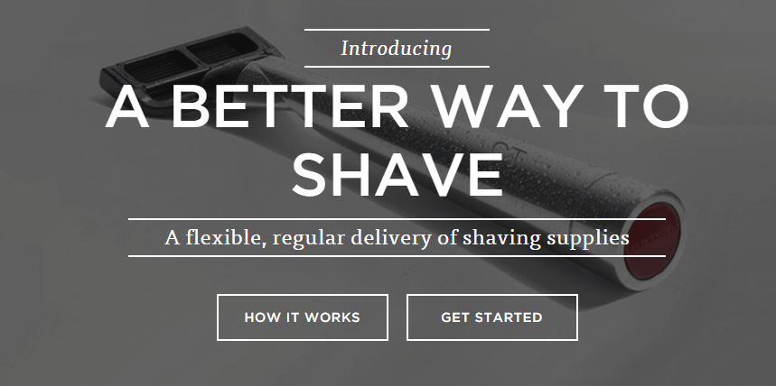 Cornerstone a better way to shave