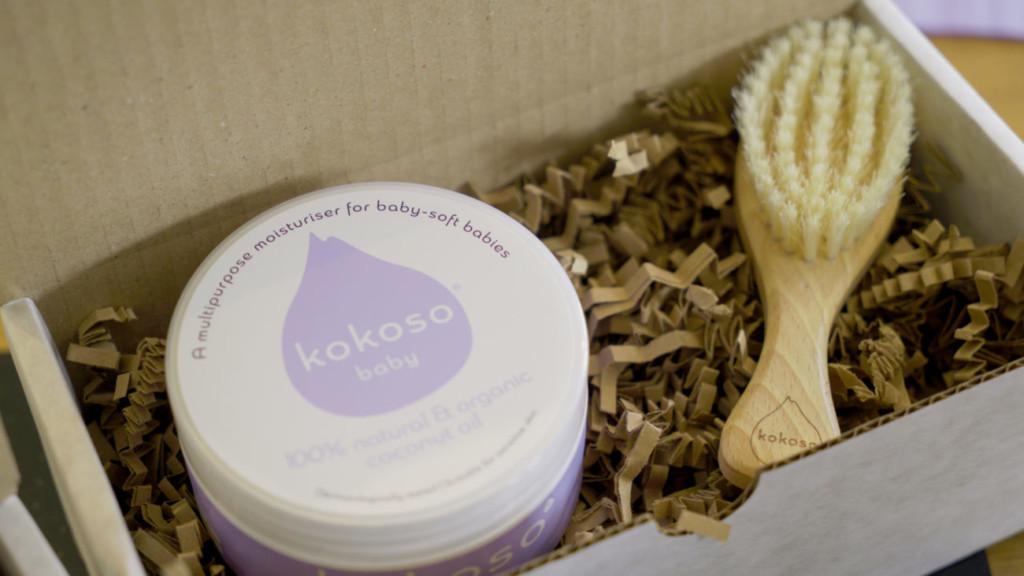 Kokoso baby coconut oil skincare