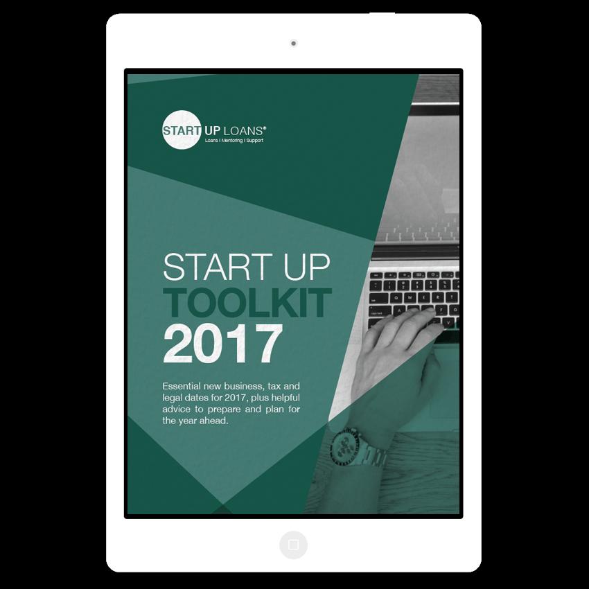 The Start-up toolkit 2017