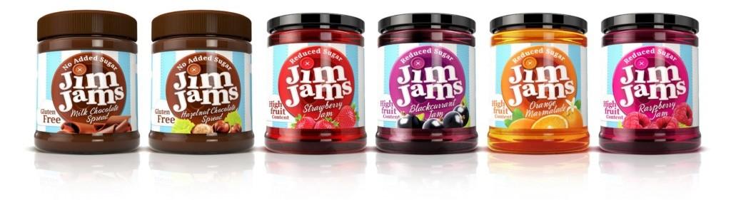 JimJams spreads range