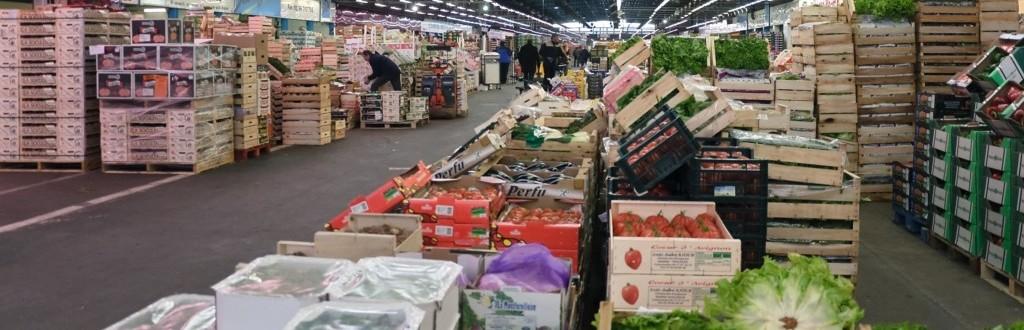 vegetable wholesaler