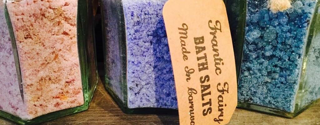 North 55 bath salts