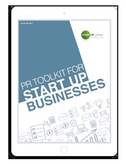 PR toolkit ipad cover