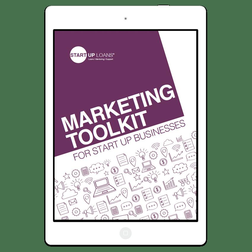 Free Marketing Toolkit | Start Up Loans