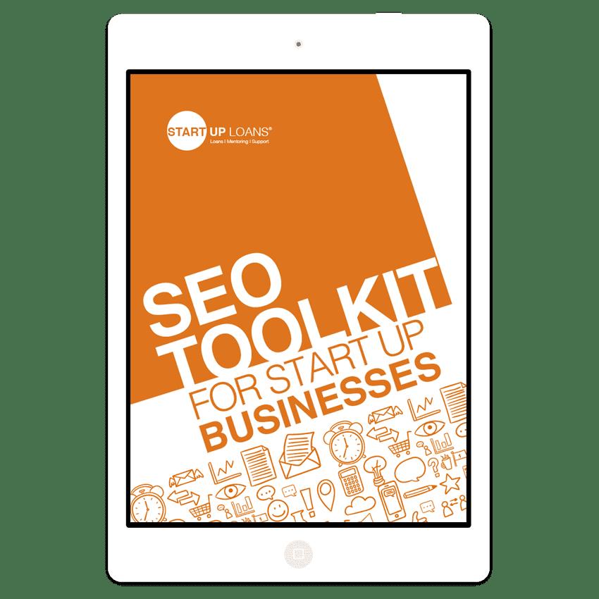 Free SEO Toolkit | Start Up Loans