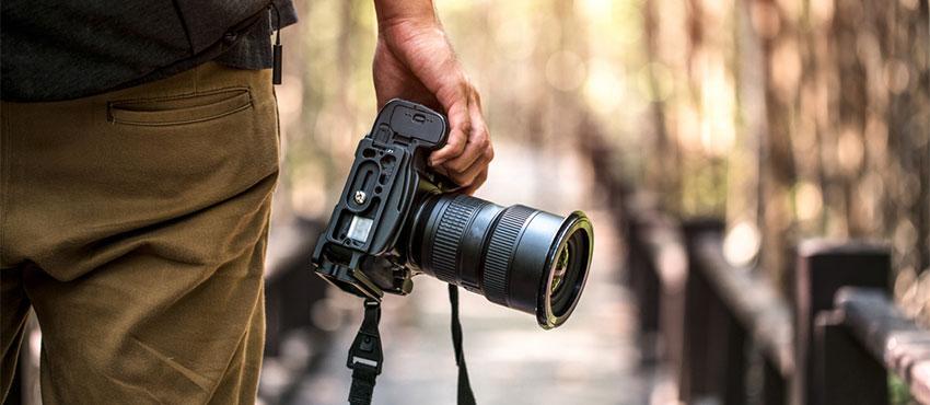 camera, DSLR, lens