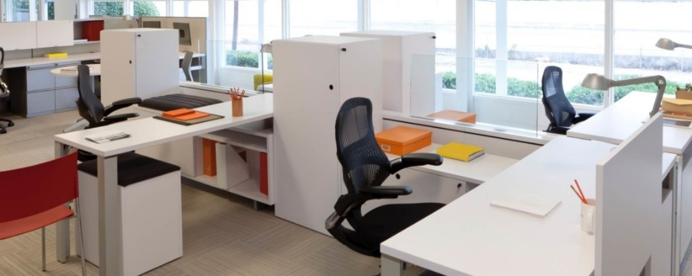 rent or buy office furniture