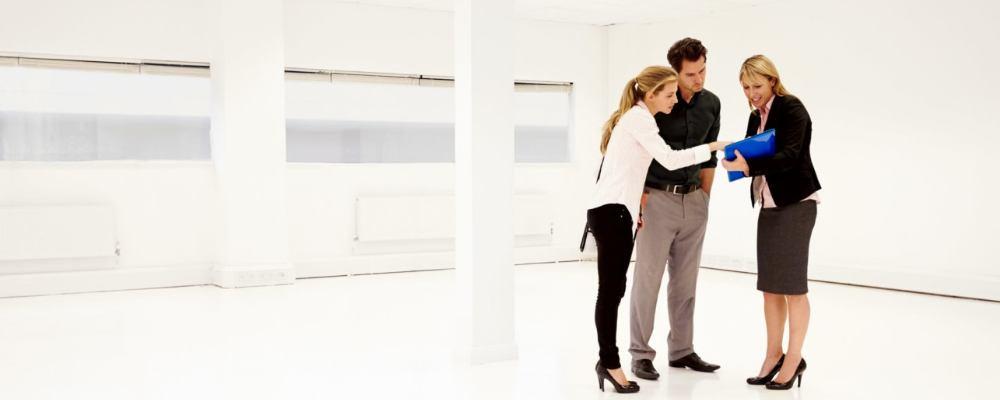 Renting business premises