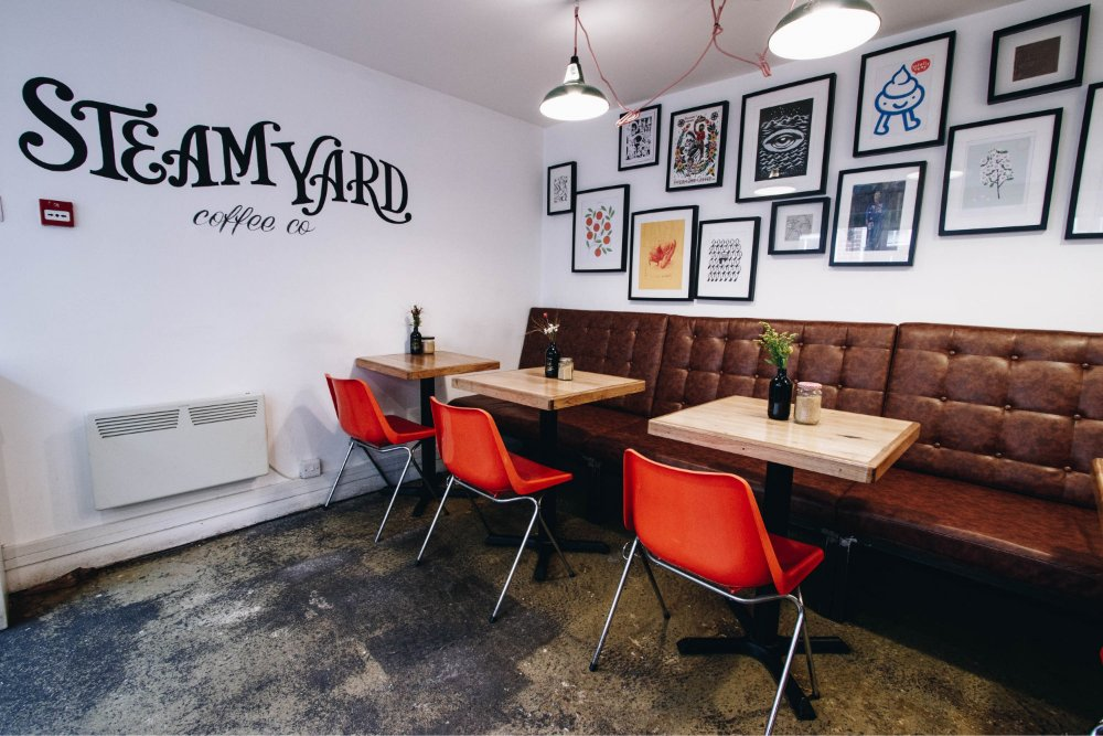 Steam Yard Coffee Company