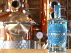 A product image of Roundwood Gin 2