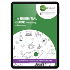essential guide to starting a business