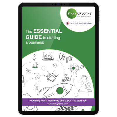 The Essential guide to starting a business