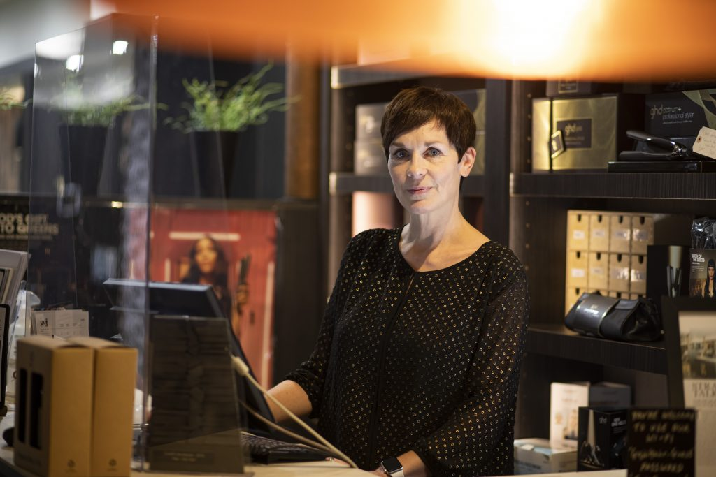 Victoria Griffin, co-founder of Goji Hair