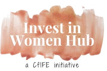 Invest in Women Hub logo