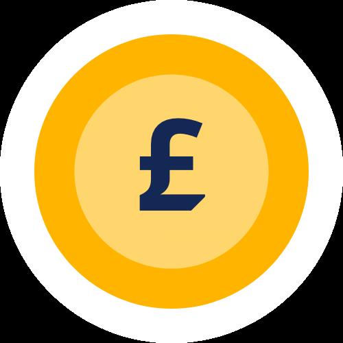 icon of pound sign