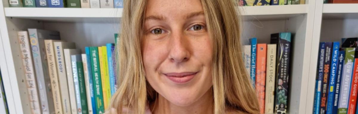 Portrait of Olivia Rosenthal, Maldon Books